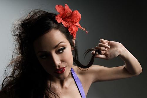 Model Vanessa Gonzales