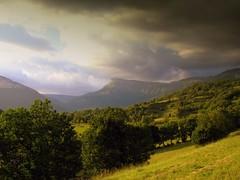Margeriaz, t (*pascal*) Tags: montagne alpes h savoie t karst orage bauges margeriaz