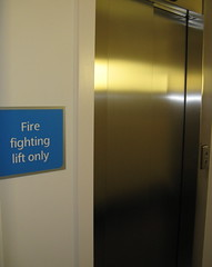 fire fighting lift