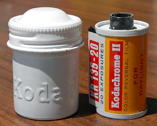Kodachrome II, 1960's