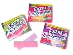 Extra Fruit Sensations Gum