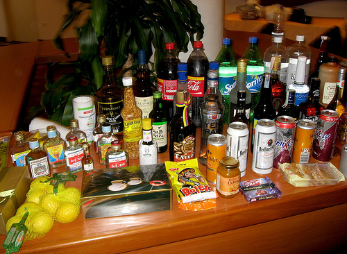 how to buy liquor for a party
