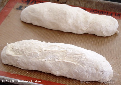 Quick and Easy French Bread: Ready to Slash and Rise
