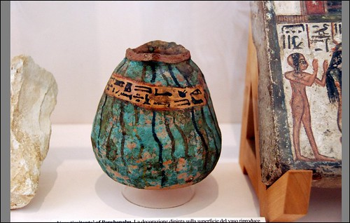 2008_0610_160648AA Egyptian Museum, Turin por Hans Ollermann.