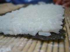 Como fazer sushi ~ 8