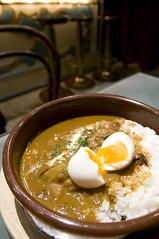 Curry et riz, Mme. Cirque, Shinjuku Mitsukoshi