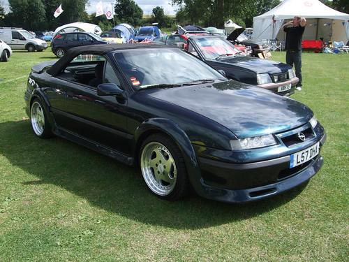 Opel Calibra V6 Cabriolet by §torm