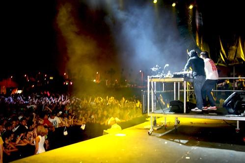 2008.07.19 / Hard Summer Fest / N-E-R-D x MSTRKRFT x Beetroots