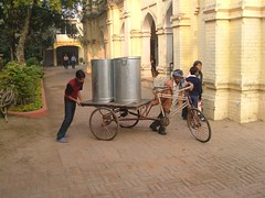 Mon Lam tea bicycle
