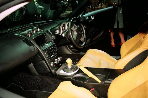 Nissan 350z Interior Pictures. Nissan 350Z Interior
