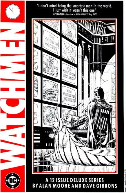 watchmen_ozymandias_poster