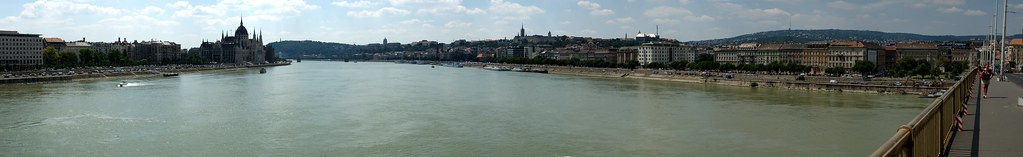 A sunny afternoon in Budapest