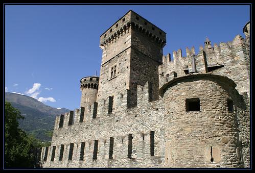 Castello di Fenis 3
