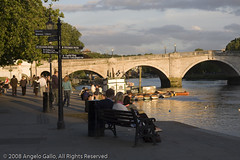 Richmond, England (Angelo.Gallo) Tags: thames richmond englandengland