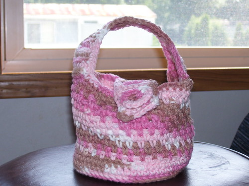 Reconstructed Sock Bag