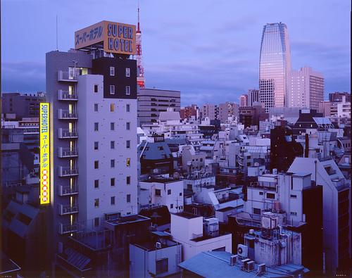 Super Hotel Tokyo