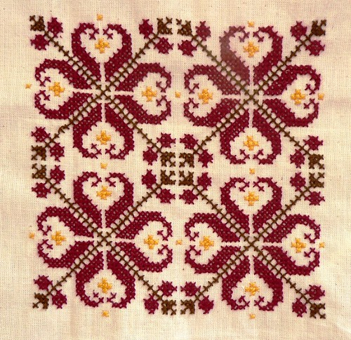 Cross Stitch Revisited