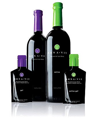 Mona Vie Bottles