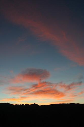 Sunrise - Hells Canyon, ID
