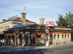 Picture of Denmark Hill Station