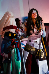 Vivi and Beatrix (yeshayden) Tags: cosplay beatrix finalfantasyix manifest2008 viviorunitia mielz ghazrat