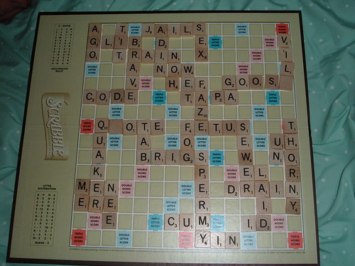 dirty scrabble