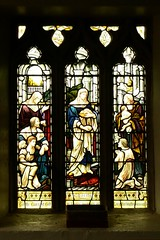 memorial window bourton-on-dunsmore
