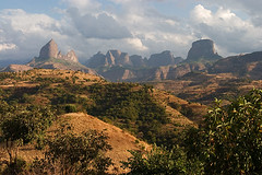 48 - Simien mountains (Johan Gerrits) Tags: world africa park mountains heritage nature natural african national ethiopia eastern ethiopian simien