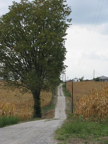 Key Pike Dirt Road