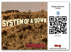 System Of A Down;Toxicity; (jameygraham) Tags: systemofadown toxicity icandy ricohinnovations