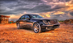 Brabus K4 (ezreen.photography) Tags: sky black beautiful modern clouds speed germany deutschland mercedes benz drive evening asia exposure technology tour power desert sony tripod performance engine explore ev german malaysia passion penang alpha tuning powerful upgrade hdr owner a100 k4 brabus merging acceleration naza elitephotography