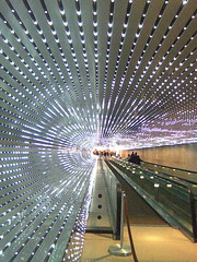 LED Installation at the NGA