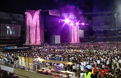 Madonna, Sticky and Sweet Tour Buenos Aires