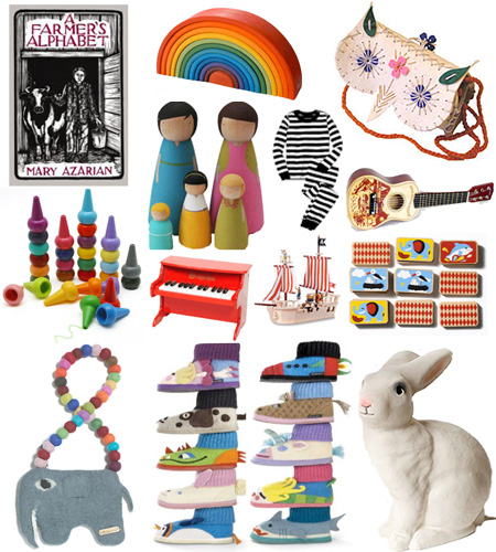 2008 Gift Guide: Kids Gifts