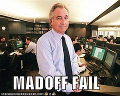 Two Madoff Books to Paint One Complete Picture