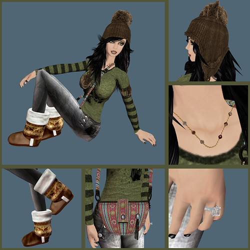 Look Of The Day  [December 4/08] 2