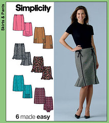 Simplicity4787 (Meetzorp) Tags: girly sewing suit boucle tweed femininity cynthiasteffe skirtsuit inspiredbyhighfashion simplicity4787