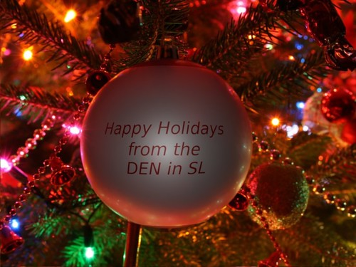 DEN SL 2009 Holiday Greeting