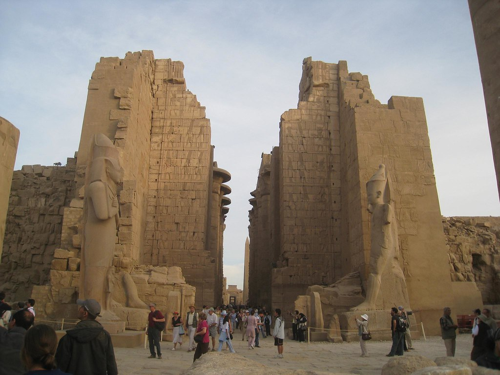 photo essay pyramids temples of valley of the queens luxor temple at sunset