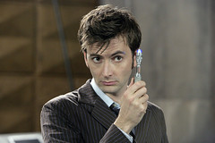 "David Tennant in ""Doomsday"" Doctor Who"
