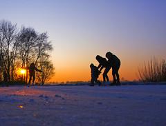 Ijspret..ice is nice (Truus) Tags: sunset photography spirit lina zon beltrum heerlijk schaatsen weer ijsbaantje truus jarno 1001night abigfave omot anawesomeshot aplusphoto naturescreations thecelebrationoflife vruchtman