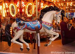 Carousel horse (Vicktrr) Tags: horses carousel