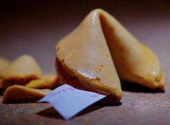 Chinese Fortune Cookie!