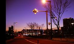 toyosu (99.y) Tags: sunset japan tokyo optio  toyosu 750z