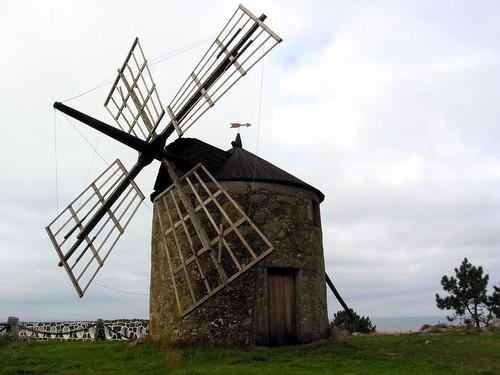 O moinho do marinheiro
