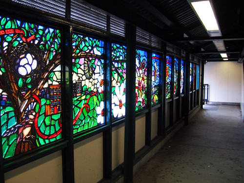 167th - Stained Glass
