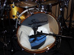 My R&B 22X14 Slingerland kick