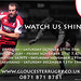 Gloucester Rugby Advert - James Simpson-Daniel Landscape