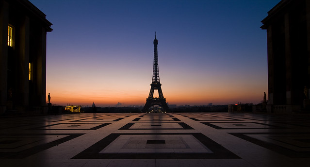 Beautiful Pictures of the Eiffel Tower