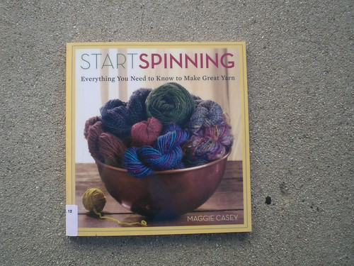 Start Spinning by Maggie Casey